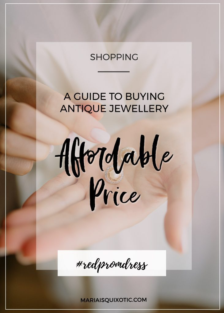 A Guide to Buying Antique Jewellery at Affordable Prices