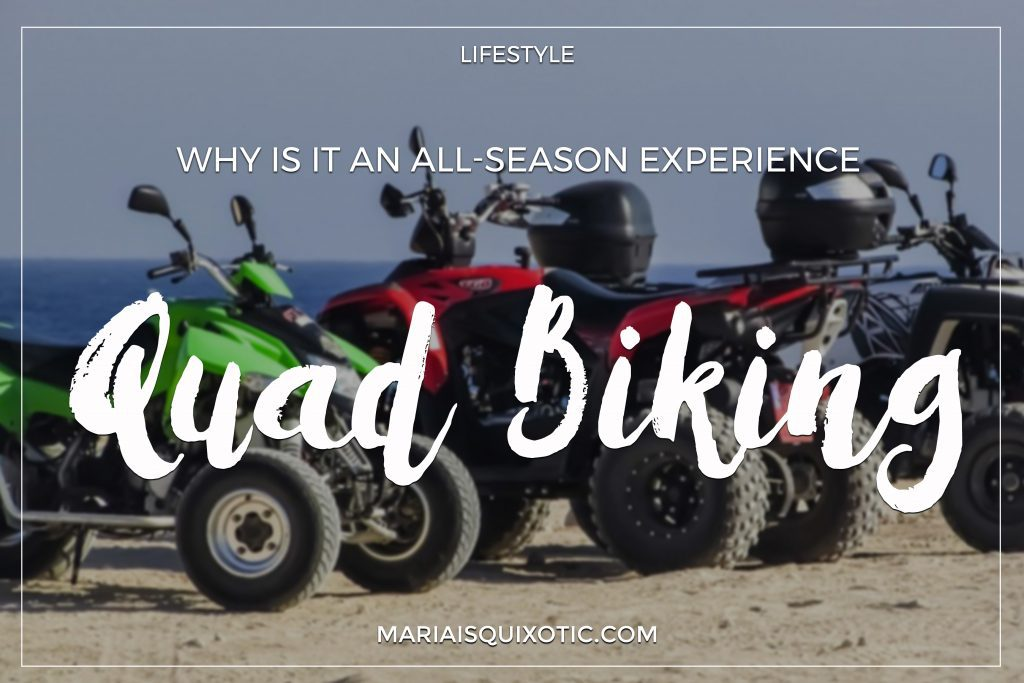 Why Quad Biking Is An All-Season Experience