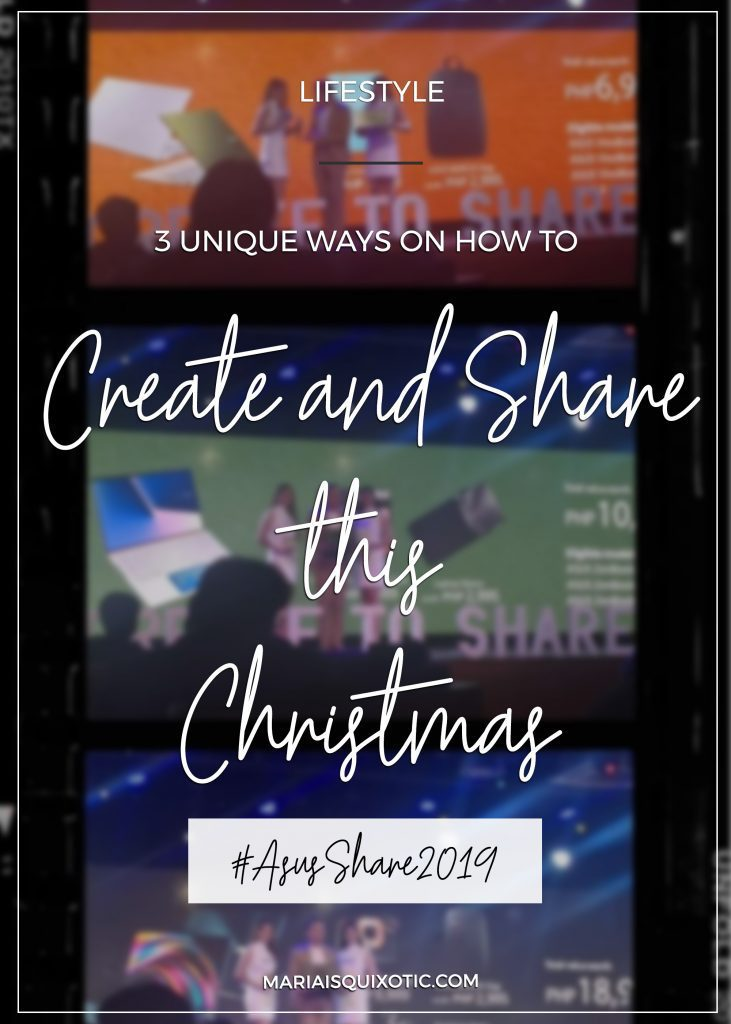 Pin this: 3 Unique Ways on How to Create and Share this Christmas
